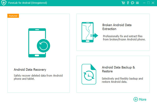 Recover Contacts from Broken Phone