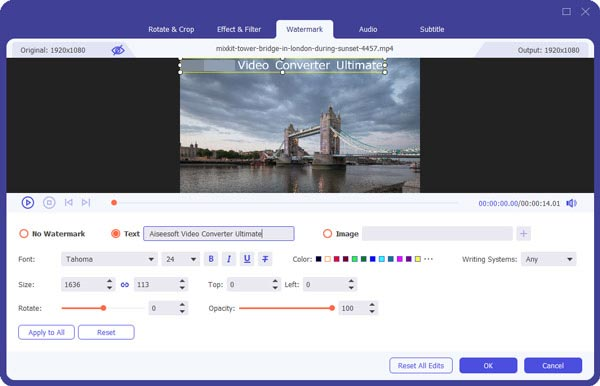 Edit MP4 Videos Files